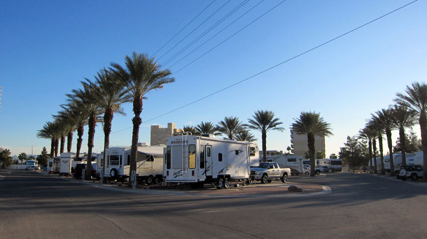 Oasis RV Resort