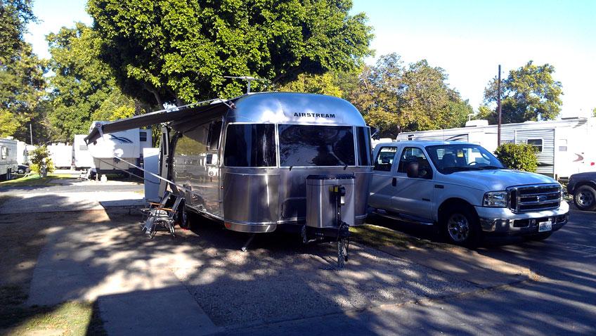 Van Nuys RV Camping