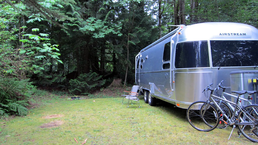 Seattle rv camping