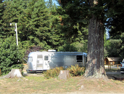 crescent city rv camping