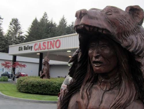 elk valley casino poker
