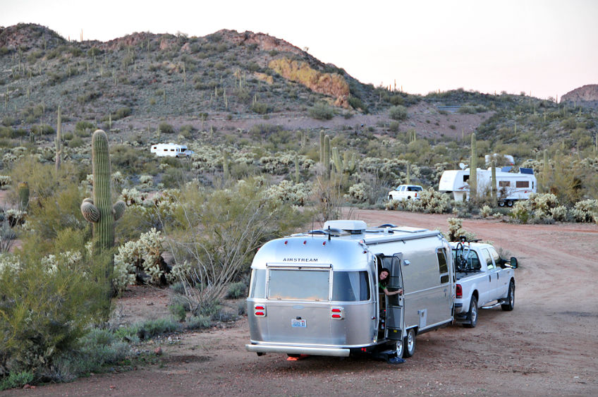 Wickenburg Boondocking