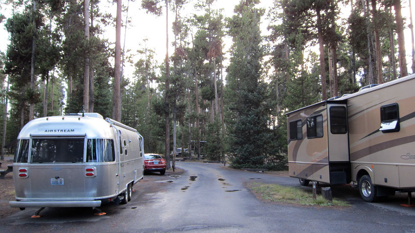 grant-campground-yellowstone
