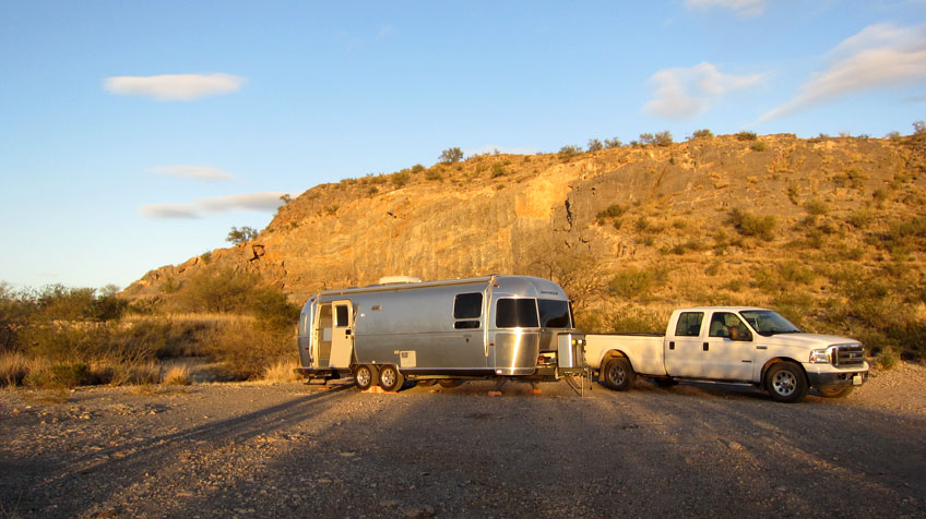 Tucson Boondocking