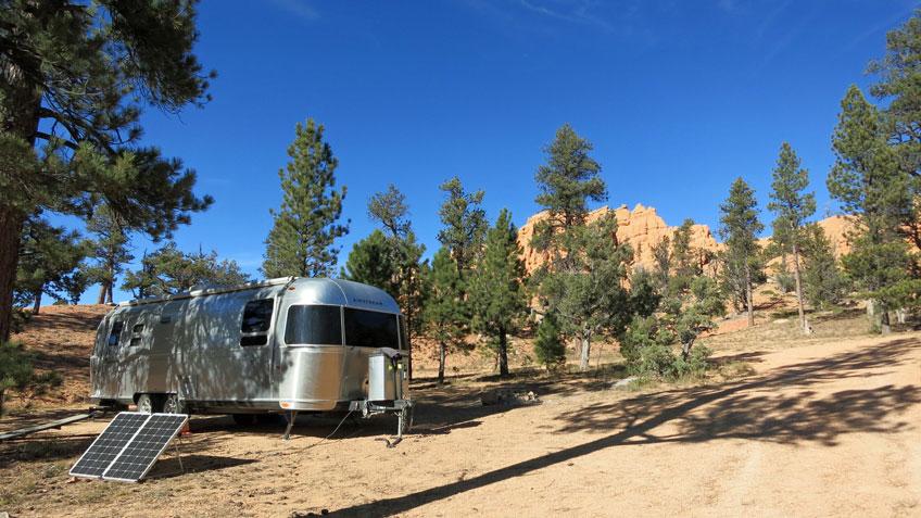 Rv Tires Near Me >> Bryce Canyon Boondocking – Aluminarium