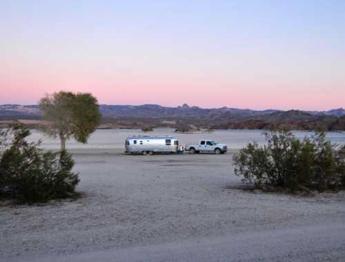 telephone cove boondocking
