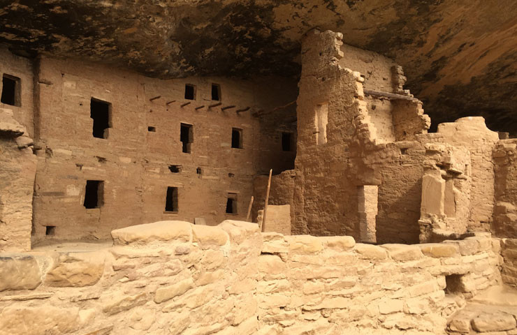 cliff-dwellings