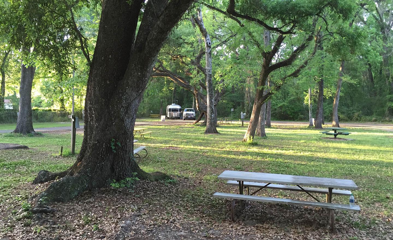 Camping In Lafayette La Aluminarium