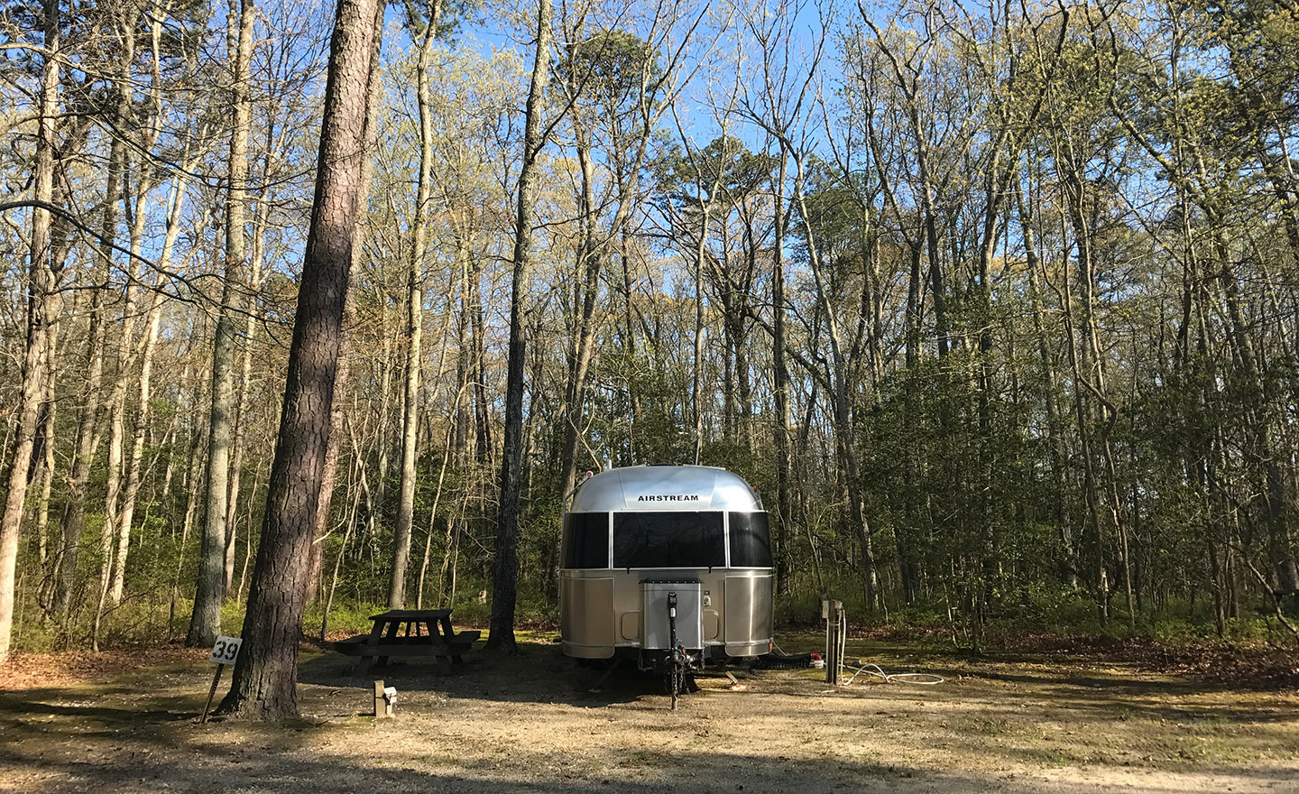 rv camping in atlantic city