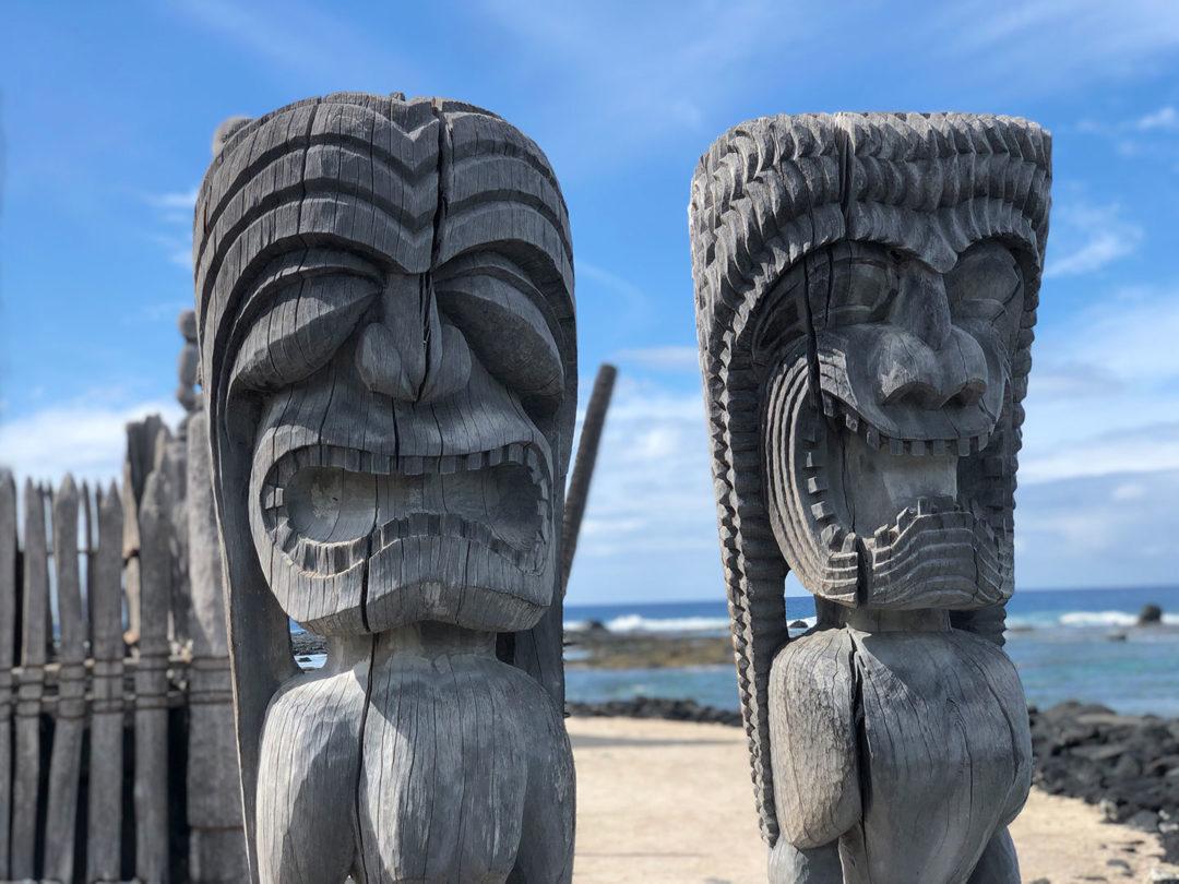 Pu`uhonua O Hōnaunau - National Historical Park
