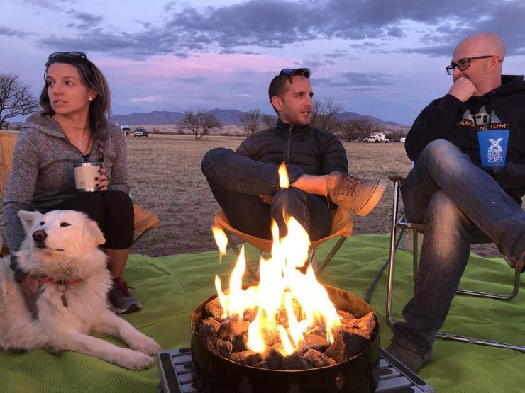 campfire concerns